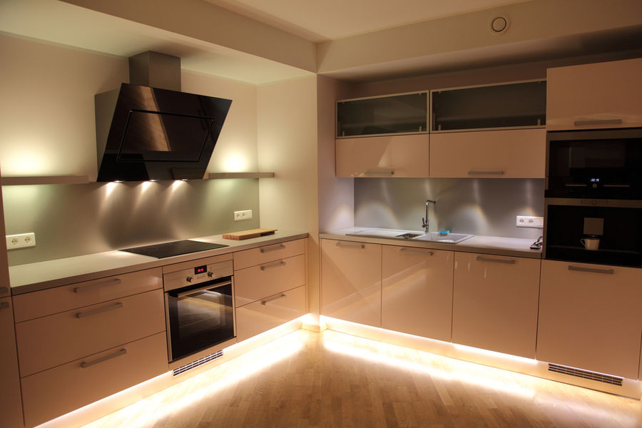 Kitchen lighting ideas to update the room.jpg