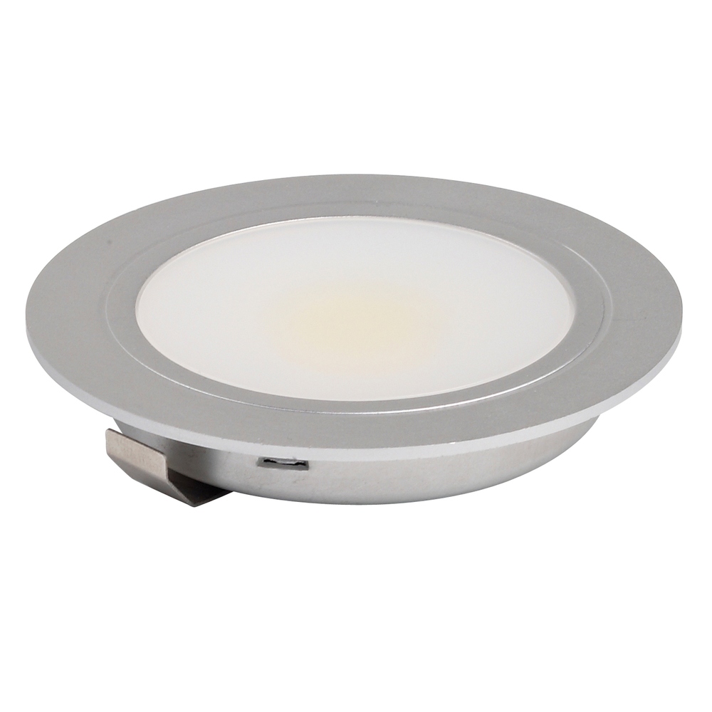 new style b8ba9 c952f COB LED 3W High Output Recessed Under Cabinet Downlight