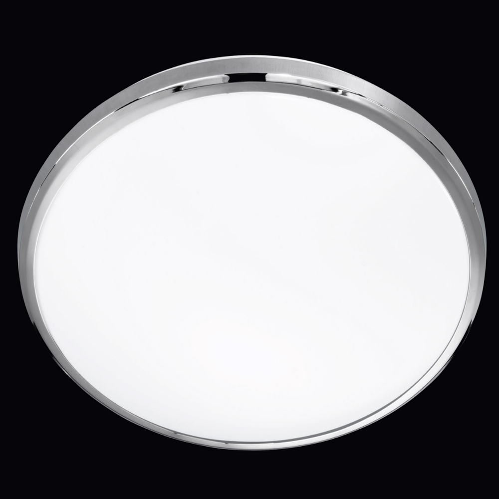 42cm flush fitting circular led ceiling light first lighting