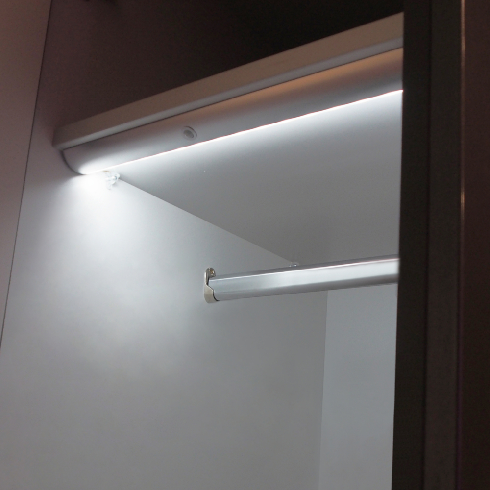 Usb Rechargeable Wardrobe Sensor Lights
