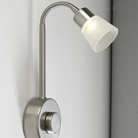 3W Dimmable LED Flexible Bedside Light