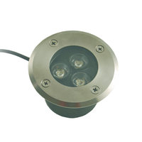 Sofia - IP65 RGB Colour Changing LED Decking Light