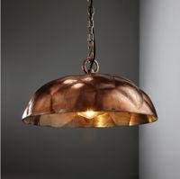 Cascara Cast Industrial Style Pendant Lighting