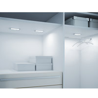 Udine LED Wardrobe Lighing With Sensor