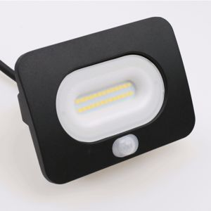 Culver 20W Slimline Outdoor LED Flood Light With PIR