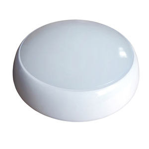 Luna - 17W LED Ceiling Light - IP65 - 3 hr Emergency With Microwave