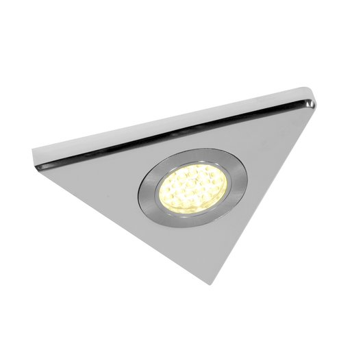 Triangle LED Under Cabinet Light - High Output LED Flat Light