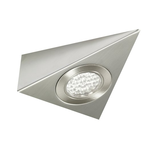 Triangle LED Under Cabinet High Output Angled Light