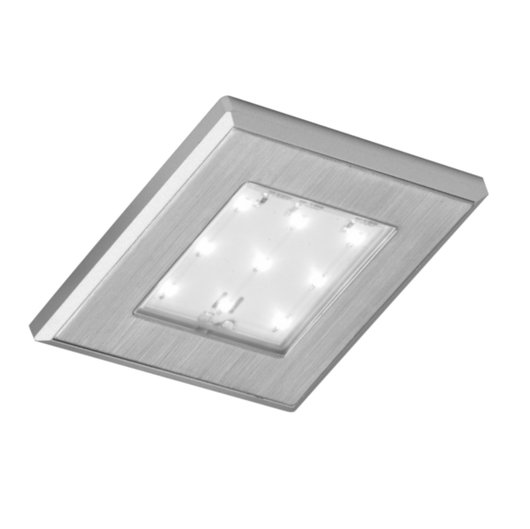 Quattro 0.8 Watt LED Under Cabinet/ Plinth Light