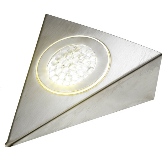 Halo - Under Cabinet High Output Angled Triangle Light