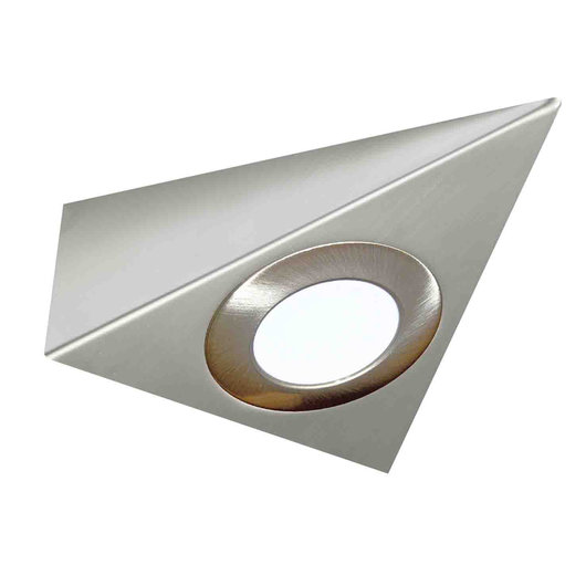 Sirius - Under Cabinet High Output LED Angled Triangle Light