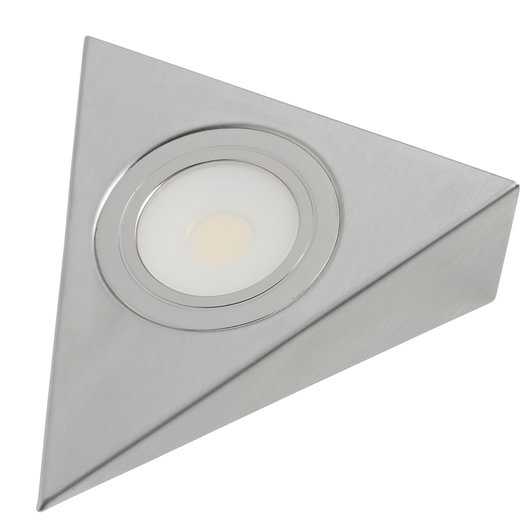 Under Cabinet High Output 3W COB LED Angled Triangle Light