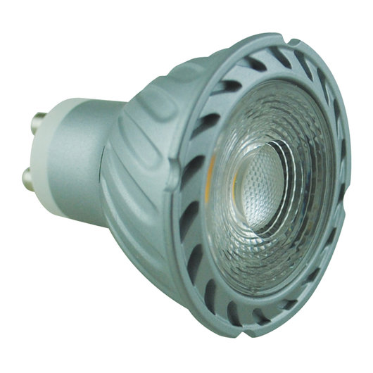 6 Watt Dimmable COB LED GU10 Bulb