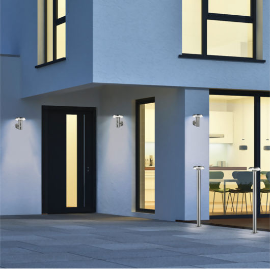 Mauaus Outdoor LED Lighting - Tall Bollard Lights