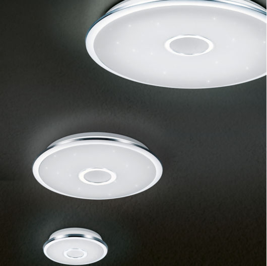 Osaka Dimmable LED Ceiling Lights - Colour Temperature Adjustable
