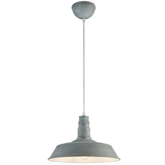 Pan Effect Industrial Style Ceiling Pendant