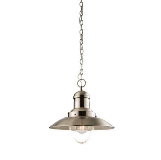 Lampada Nickel Industrial Style Pendant Lighting