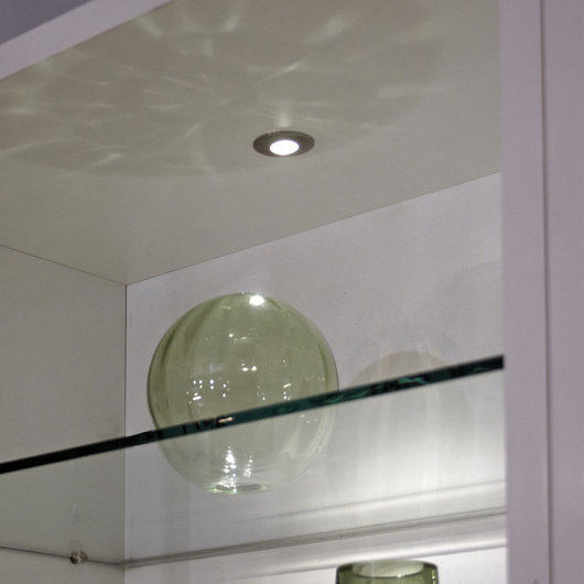 Sirius - Round Recessed LED Cabinet Light