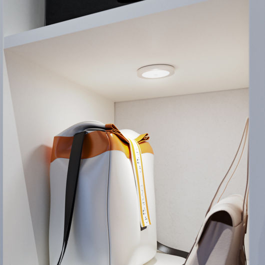 Slimline Infra Red Sensor Cabinet Light