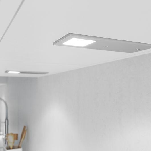 Solaris Diffused Recti Slimline LED Under Cabinet Light