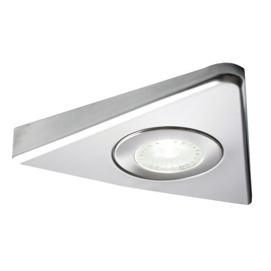 Polaris COB Connect Designer Triangle LED Cabinet Light