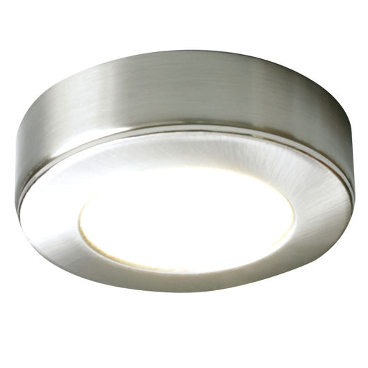Capella 240V Mains Voltage Surface Mounted LED Cabinet Downlight