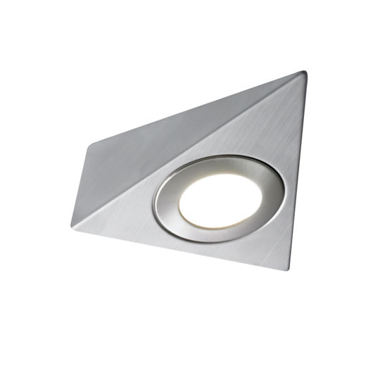 Sirius - Tunable Under Cabinet High Output LED Angled Triangle Light