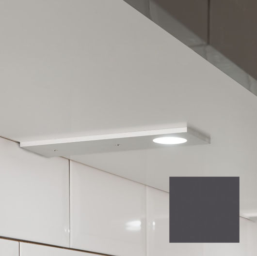 Targa Anthracite - COB LED Ultra Thin Under Cabinet light