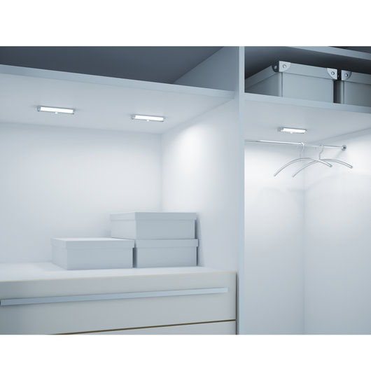 Udine LED Wardrobe Lighing With Sensor
