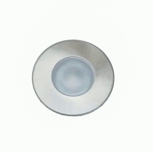 Vega 33mm Round Kitchen Plinth Light - 4 Light Kit